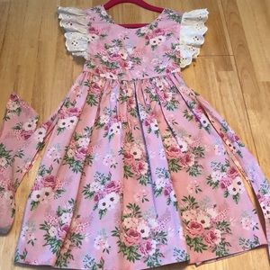 Eleanor rose dress